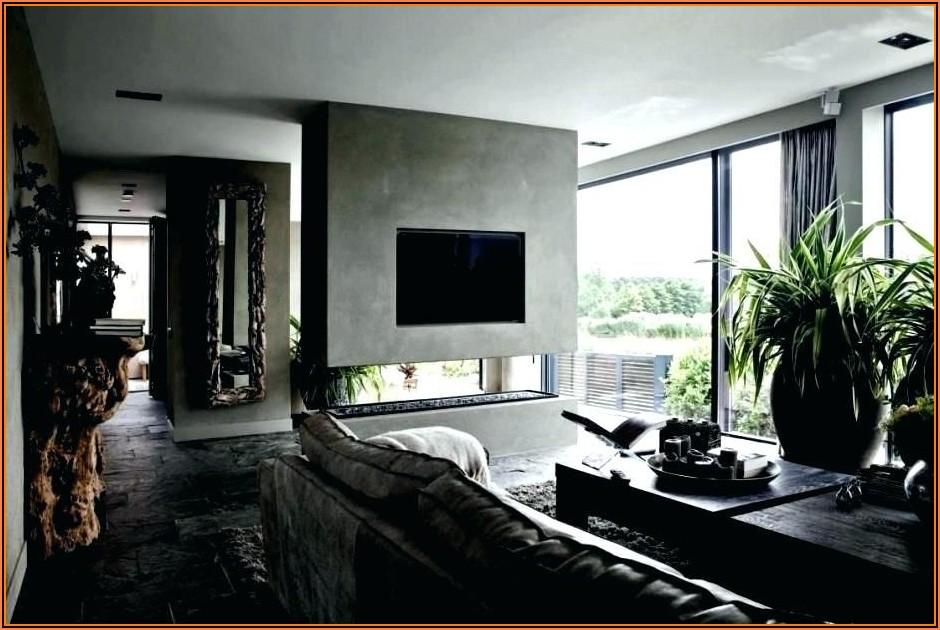 Dekoration Wohnzimmer Regal