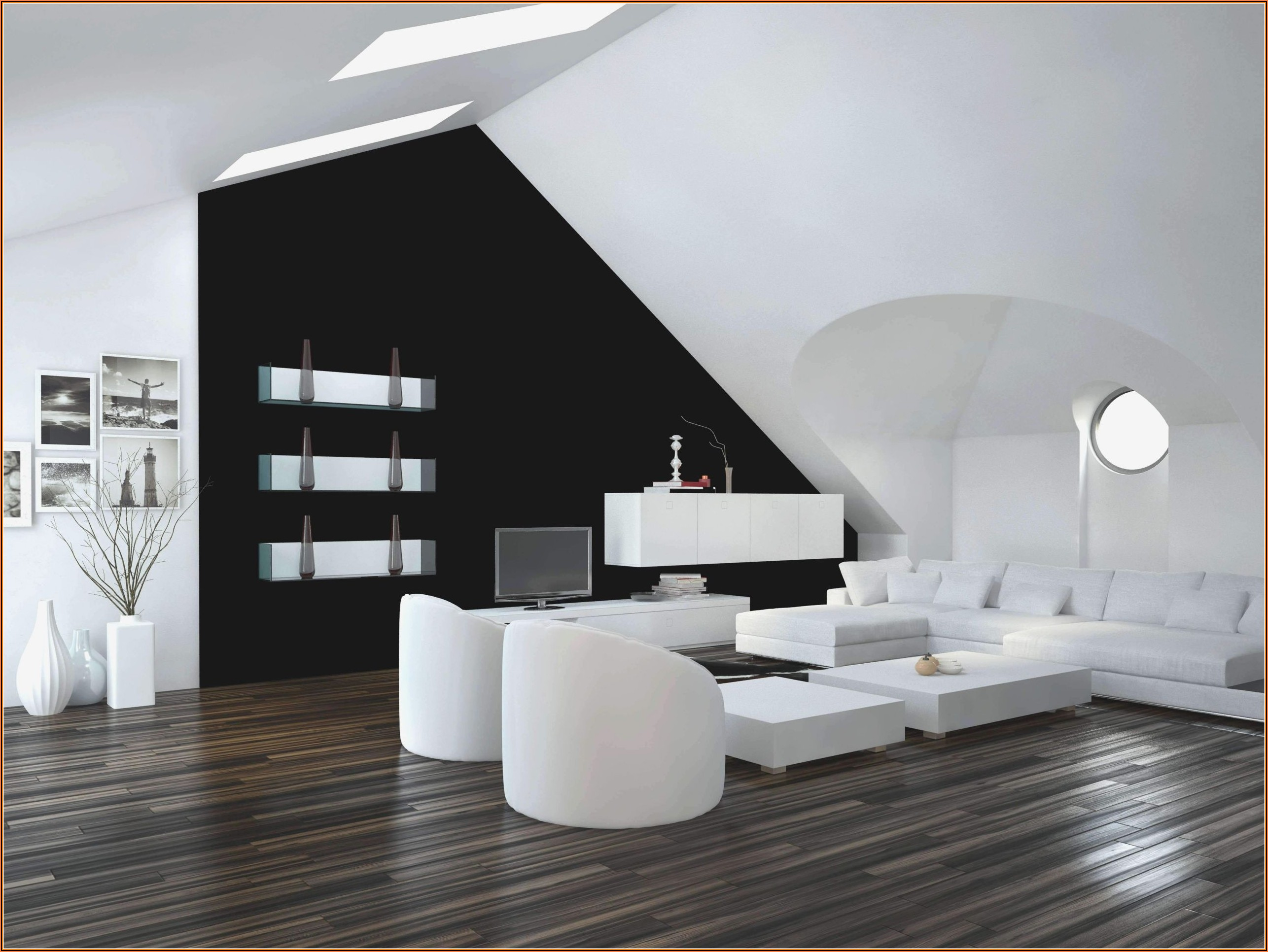 Dekoration Wohnzimmer Rot