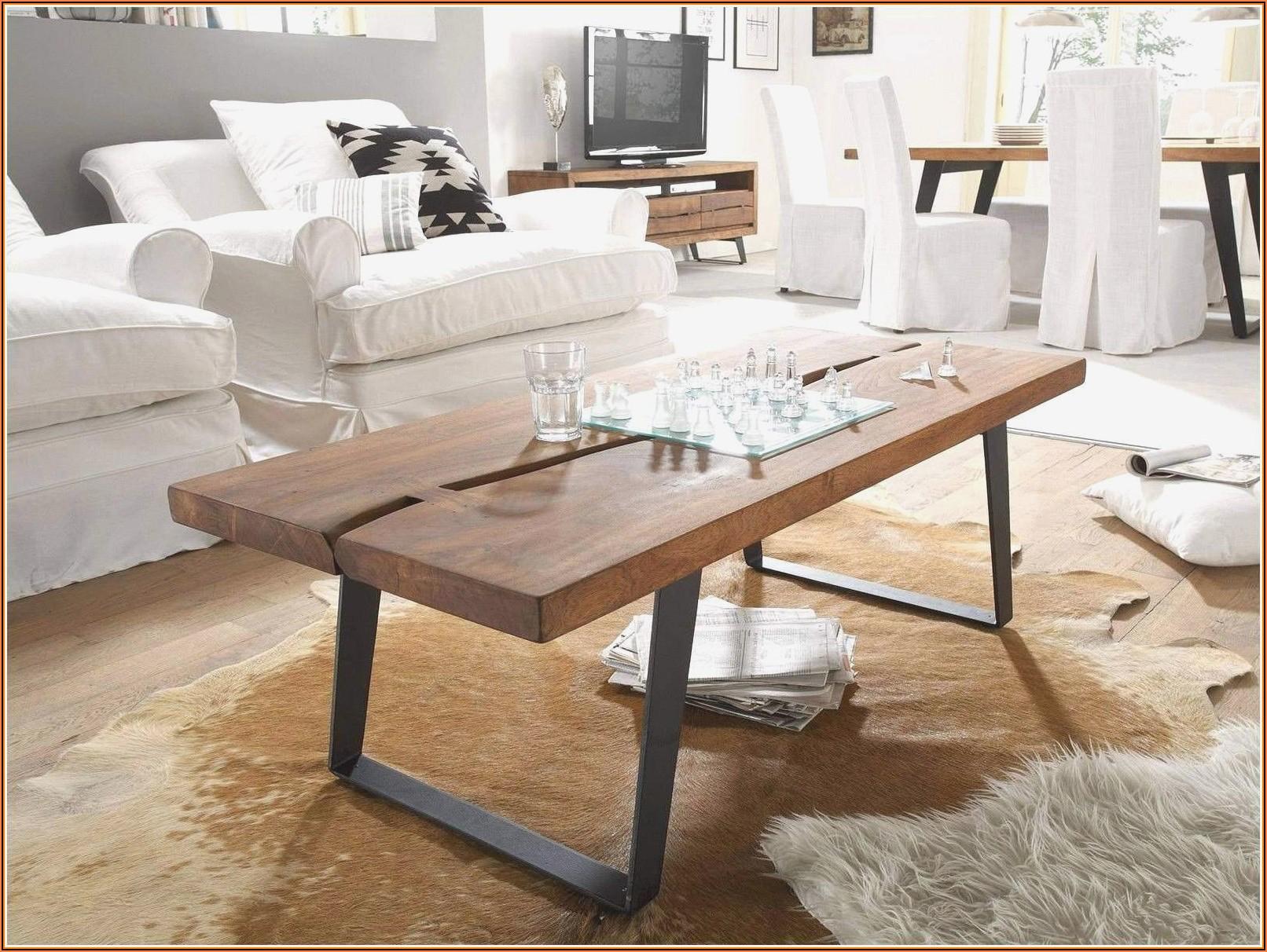 Dekoration Wohnzimmer Tisch