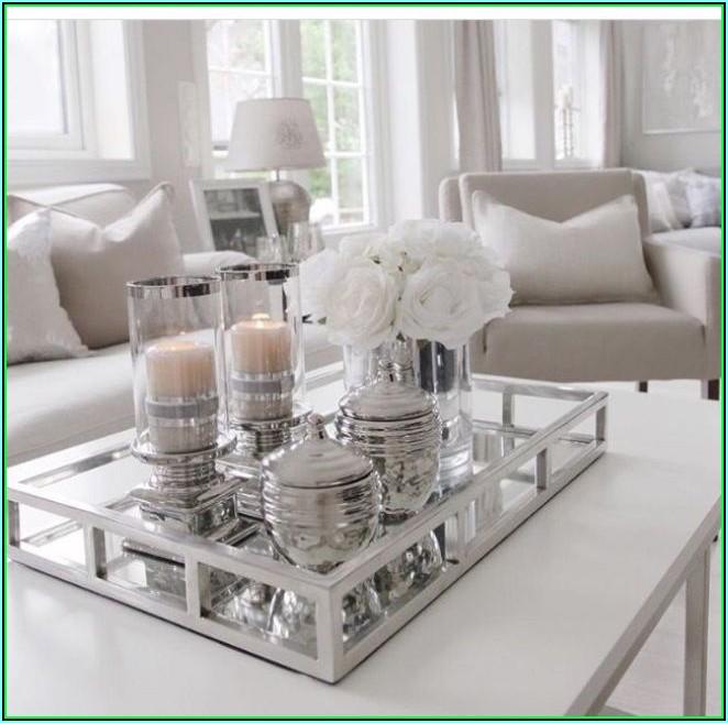Elegante Deko Für Wohnzimmer