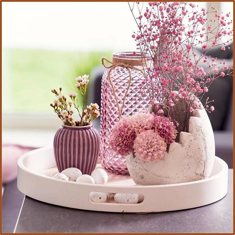 Frühling Deko Wohnzimmer Pinterest