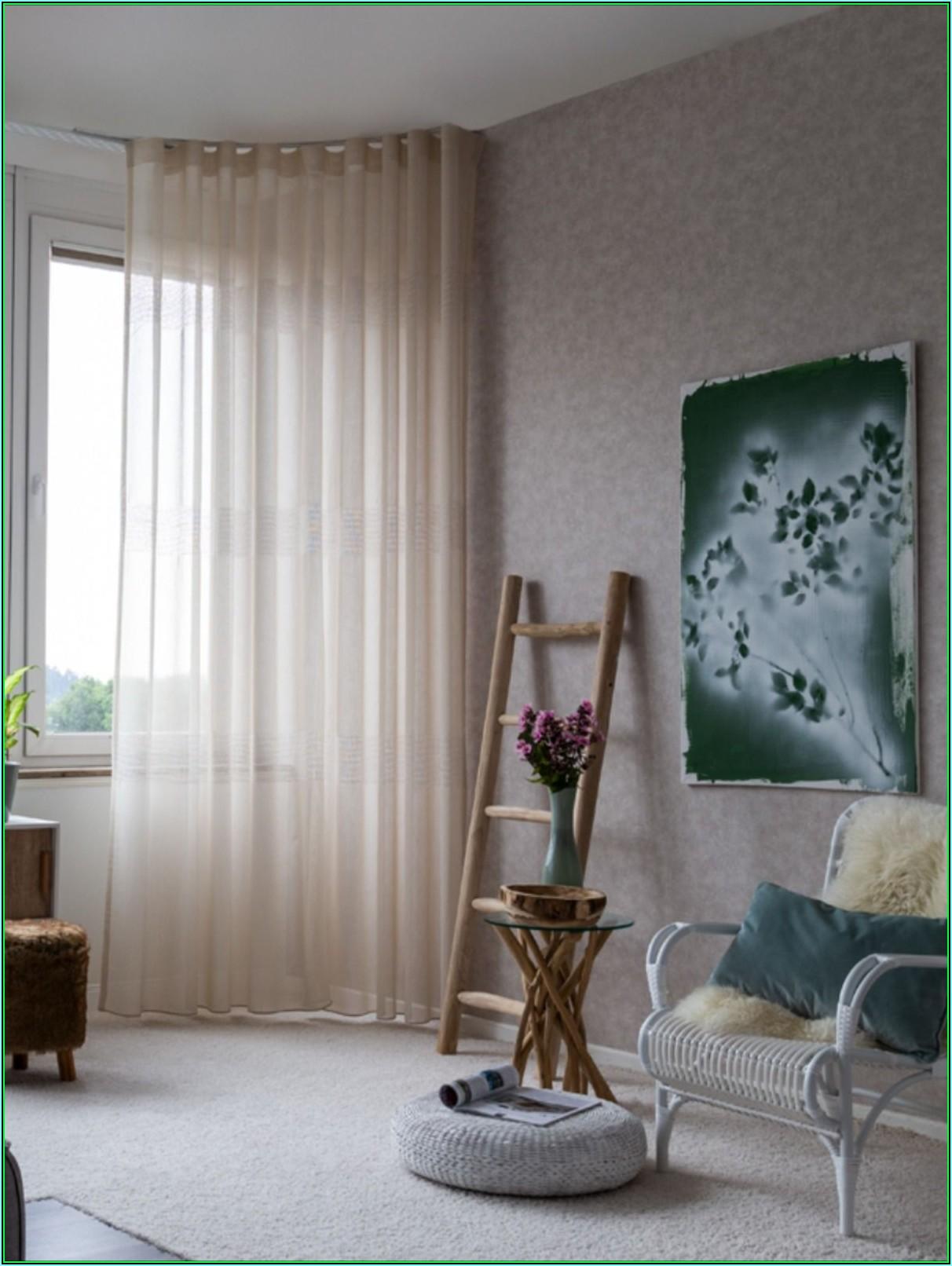 Gardinen Deko Für Wohnzimmer