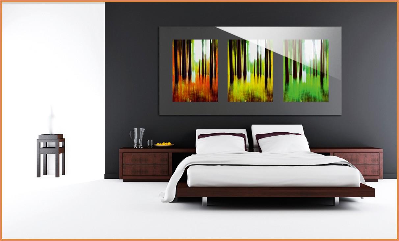 Glasbilder Für Schlafzimmer
