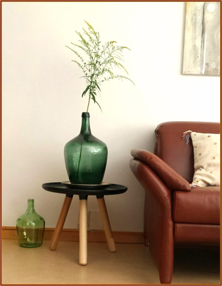 Grüne Deko Wohnzimmer