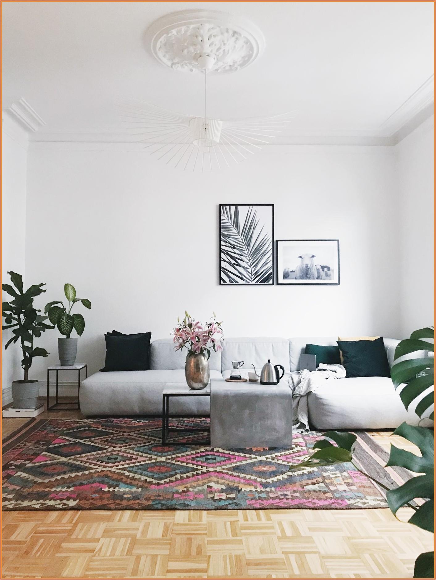 Große Wohnzimmer Wanddeko