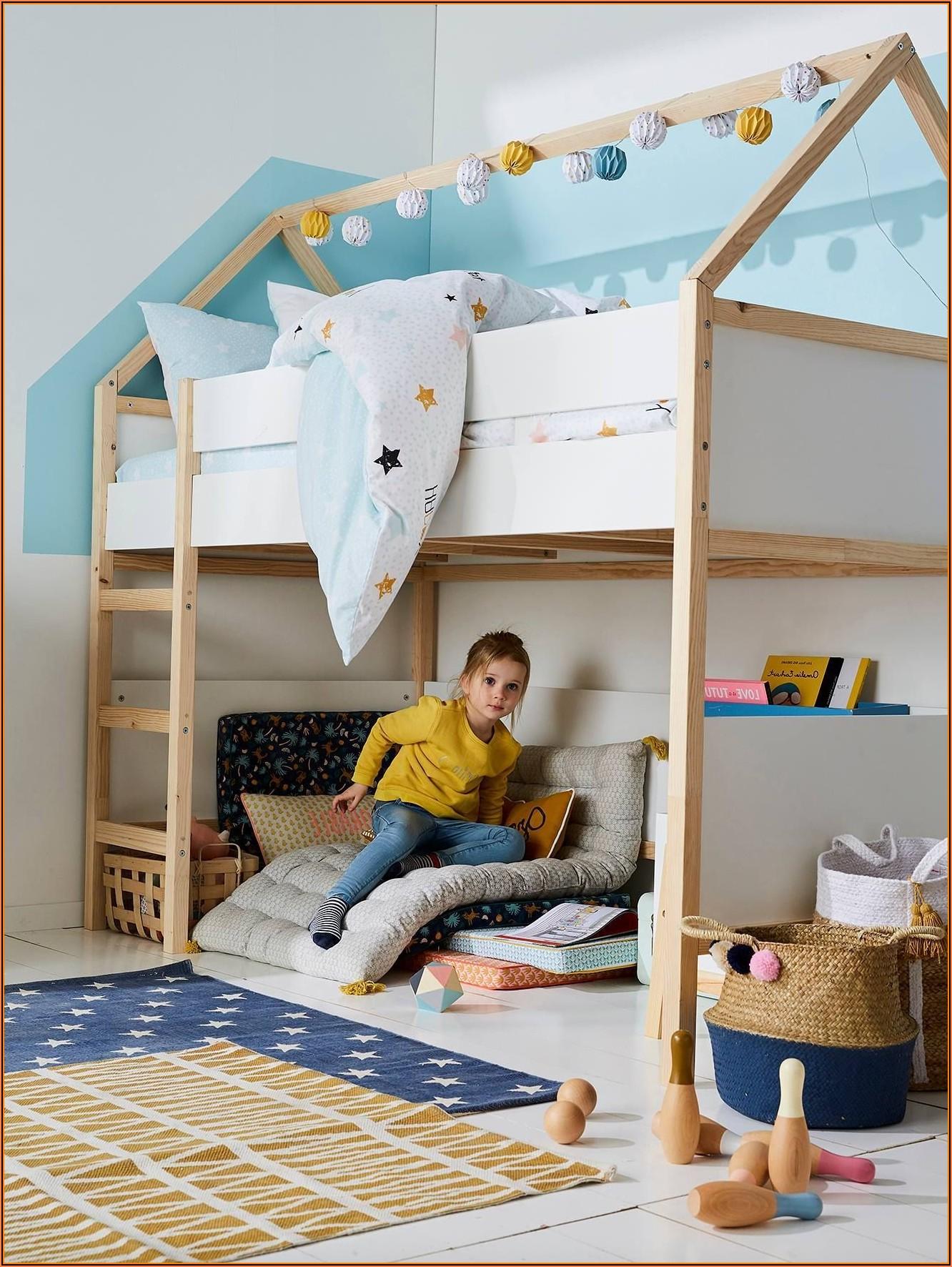 Höhle Im Kinderzimmer Bauen