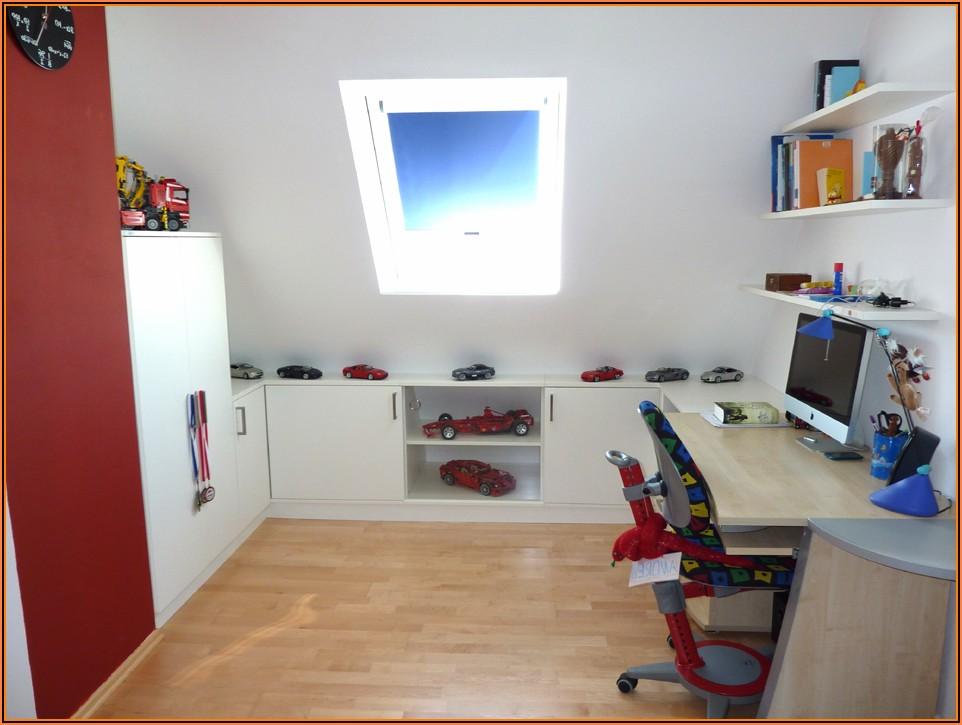 Ideen Für Dachschrägen Kinderzimmer