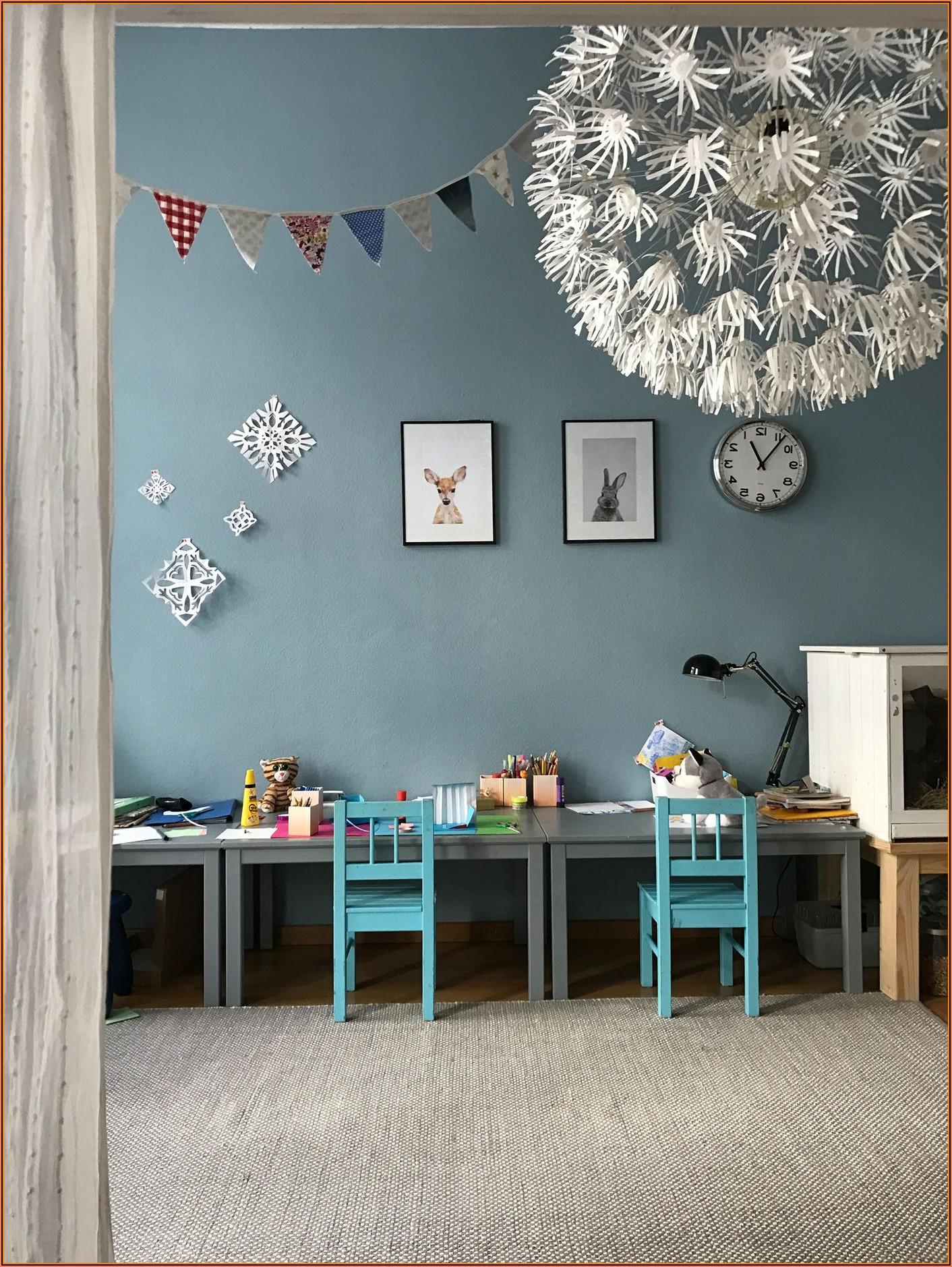 Ideen Kinderzimmer Wandgestaltung