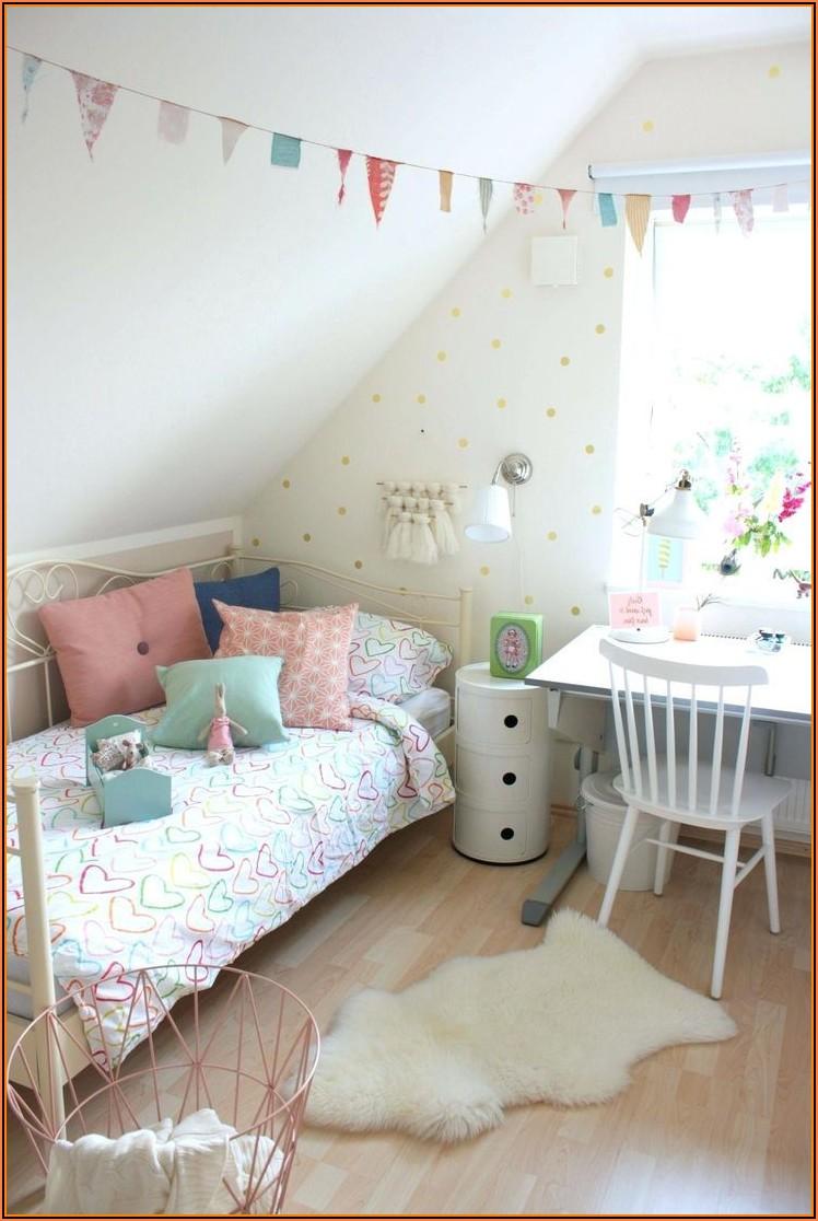 Jugendzimmer Gestalten Ideen Mädchen