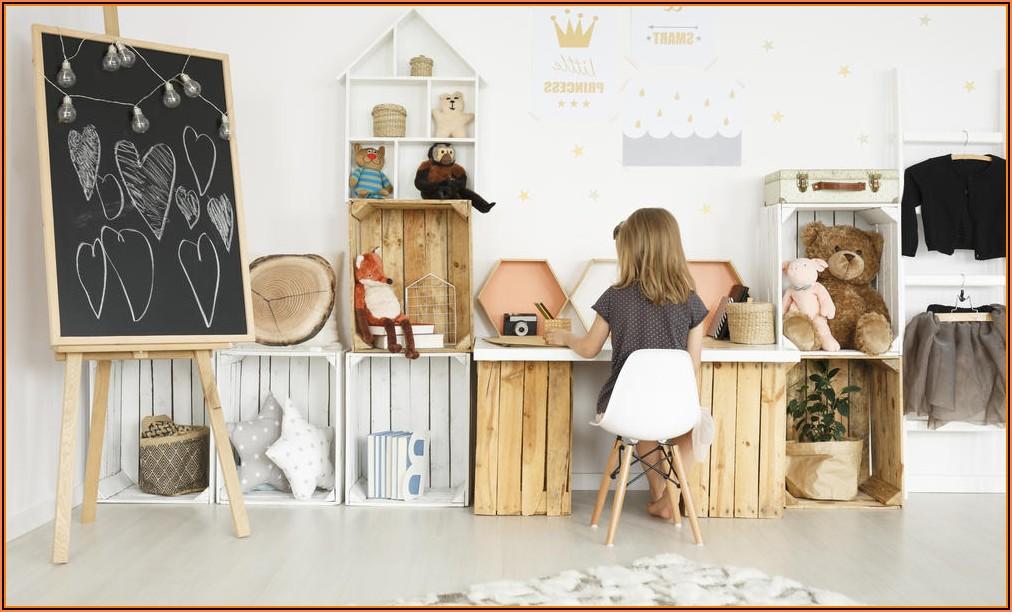 Kein Platz Für Schreibtisch Im Kinderzimmer