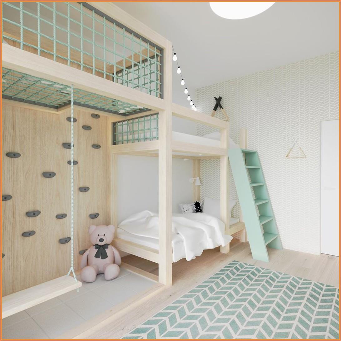 Kinderbett Für Kleines Kinderzimmer