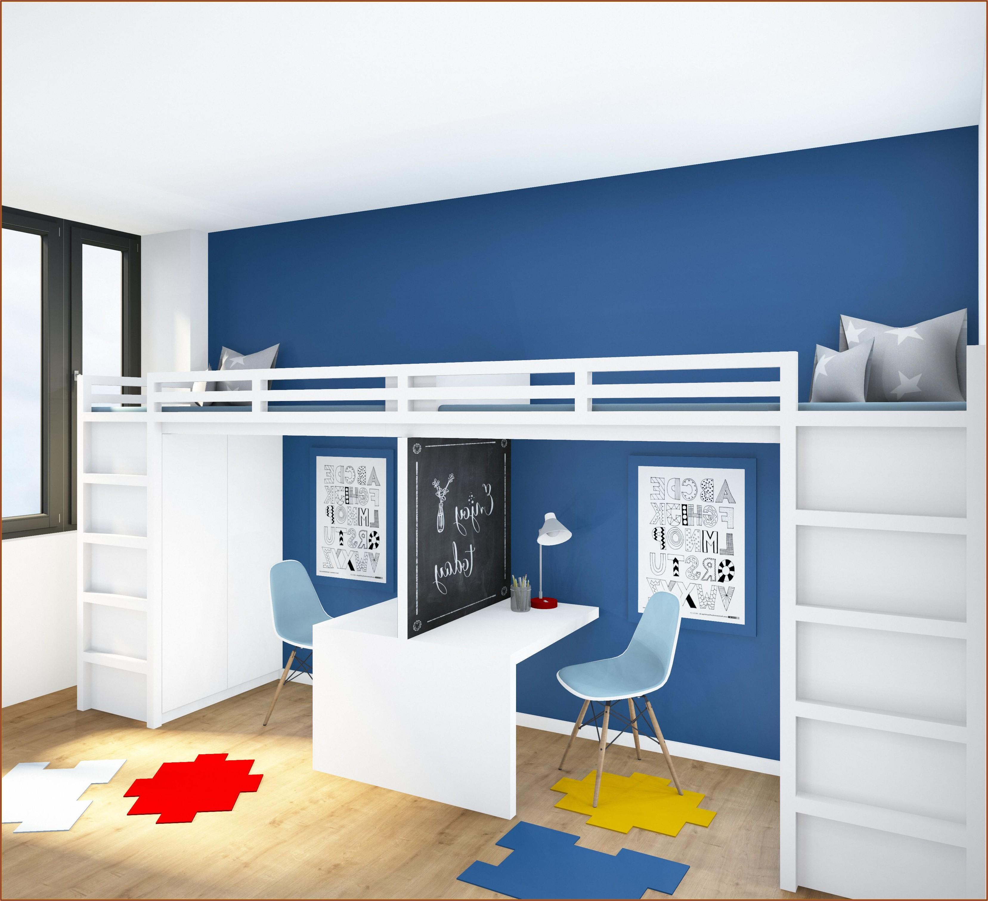 Kinderzimmer Aufteilung Für 2 Kinder