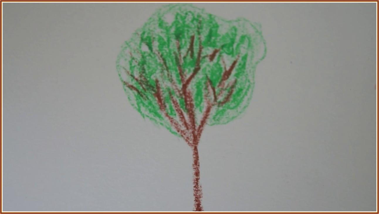Kinderzimmer Baum Selber Malen