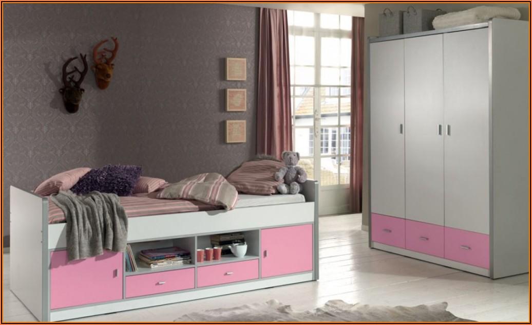 Kinderzimmer Bett Mit Schrank