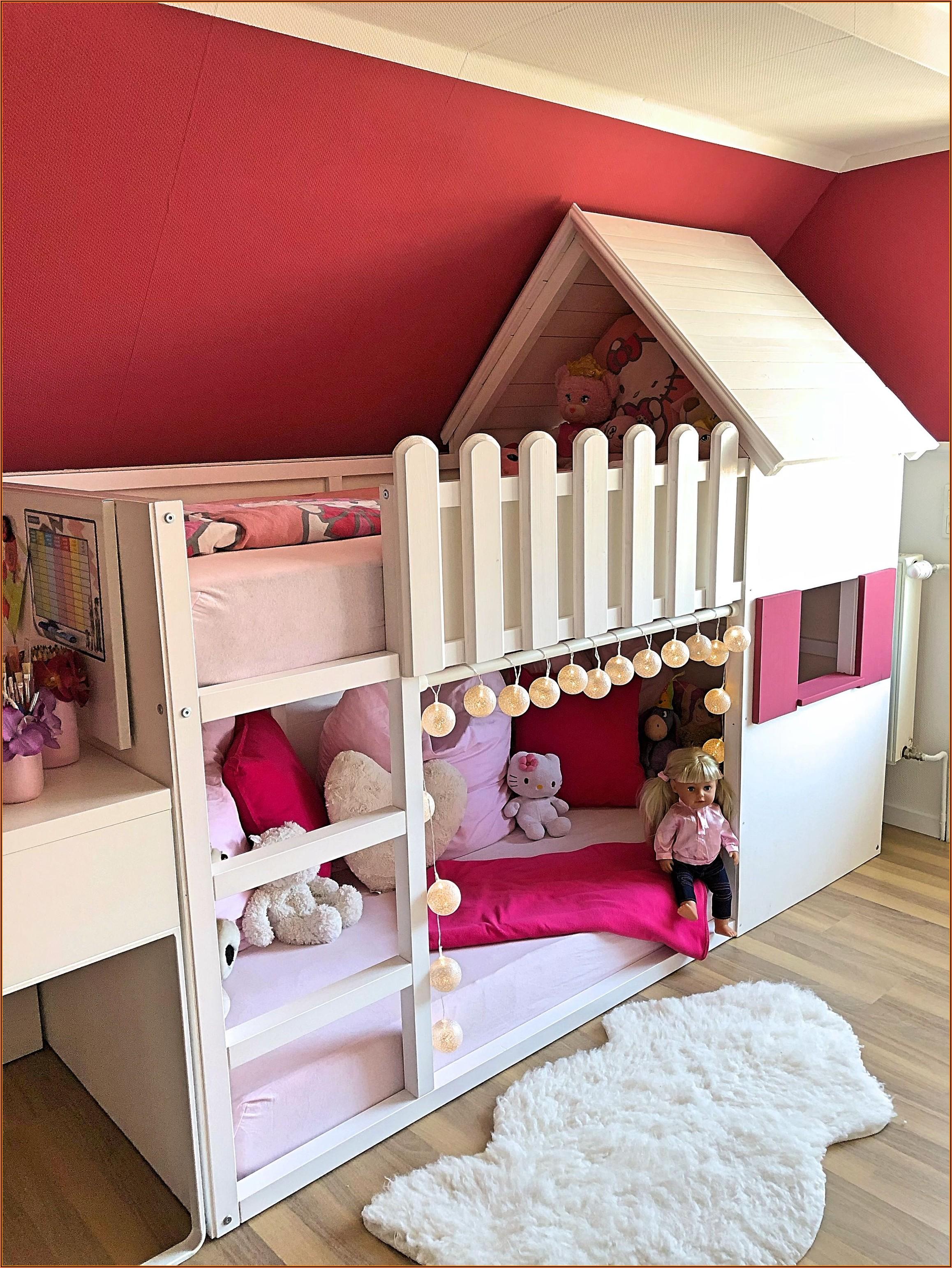 Kinderzimmer Bett Selber Bauen