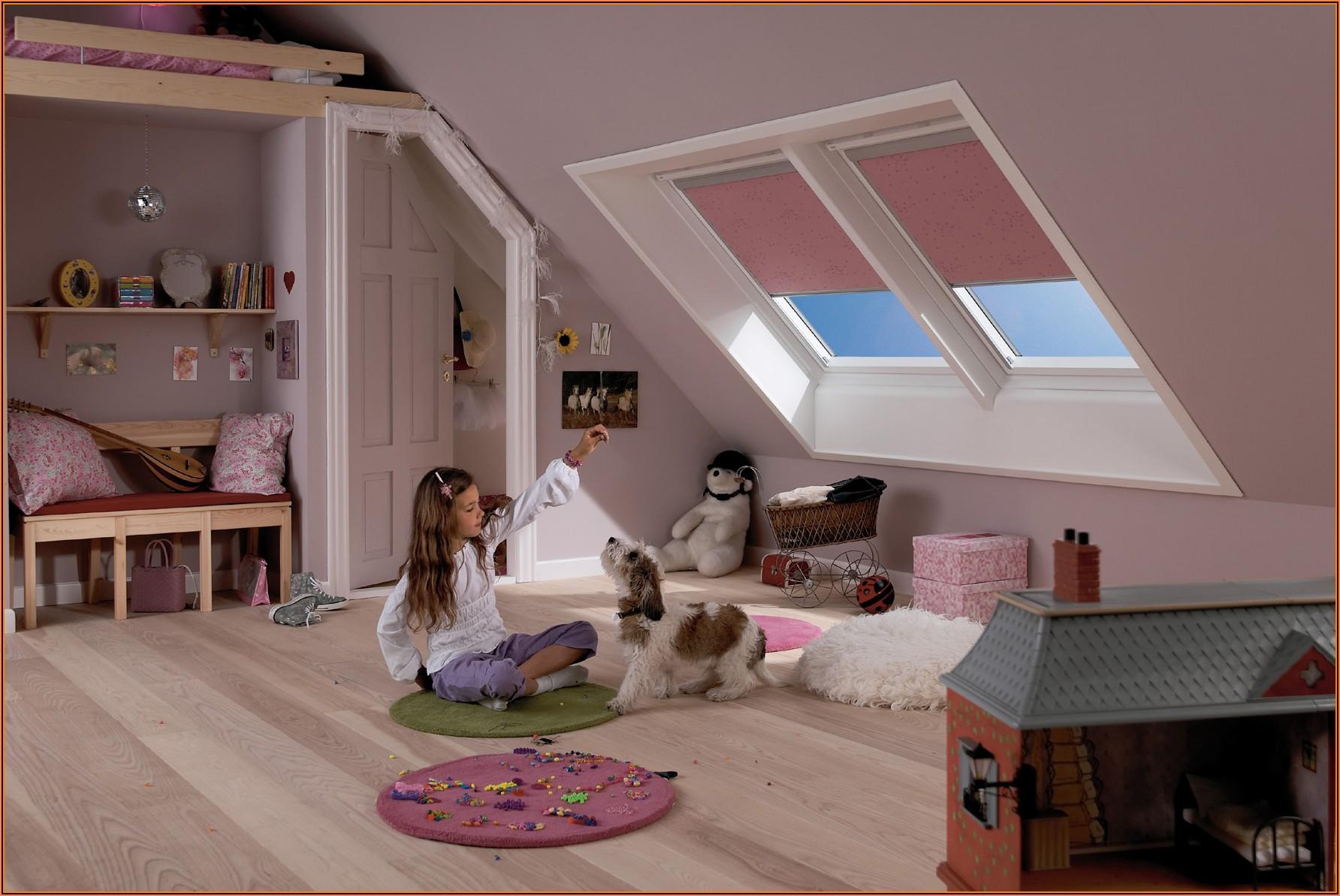 Kinderzimmer Dachboden Einrichten
