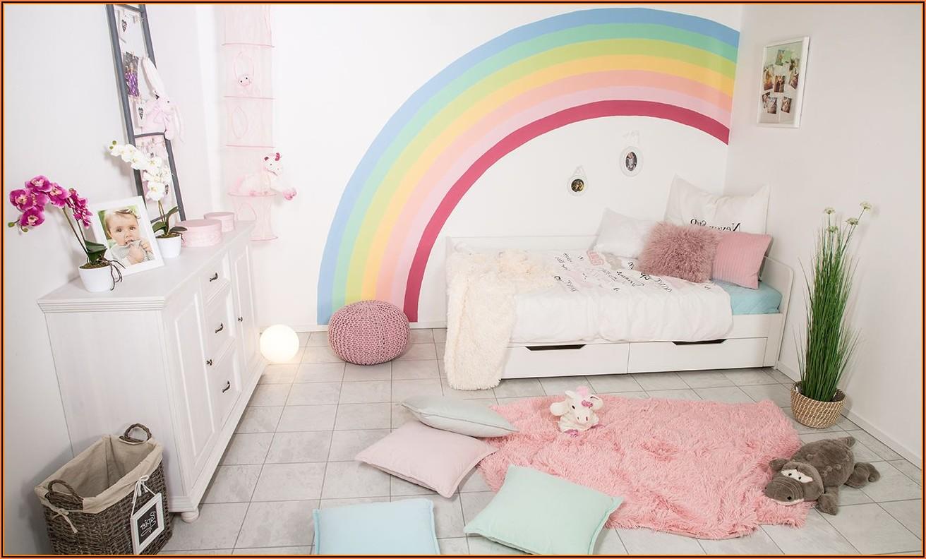 Kinderzimmer Für Mädchen Streichen