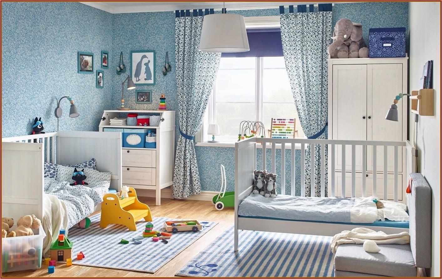 Kinderzimmer Für Zwillinge Einrichten