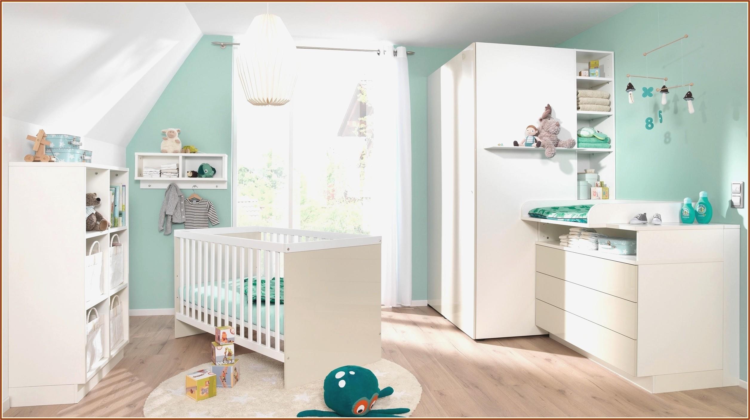Kinderzimmer Gestalten Junge Grun
