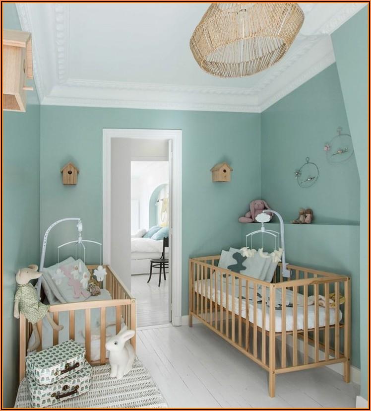 Kinderzimmer Grau Mint Rosa