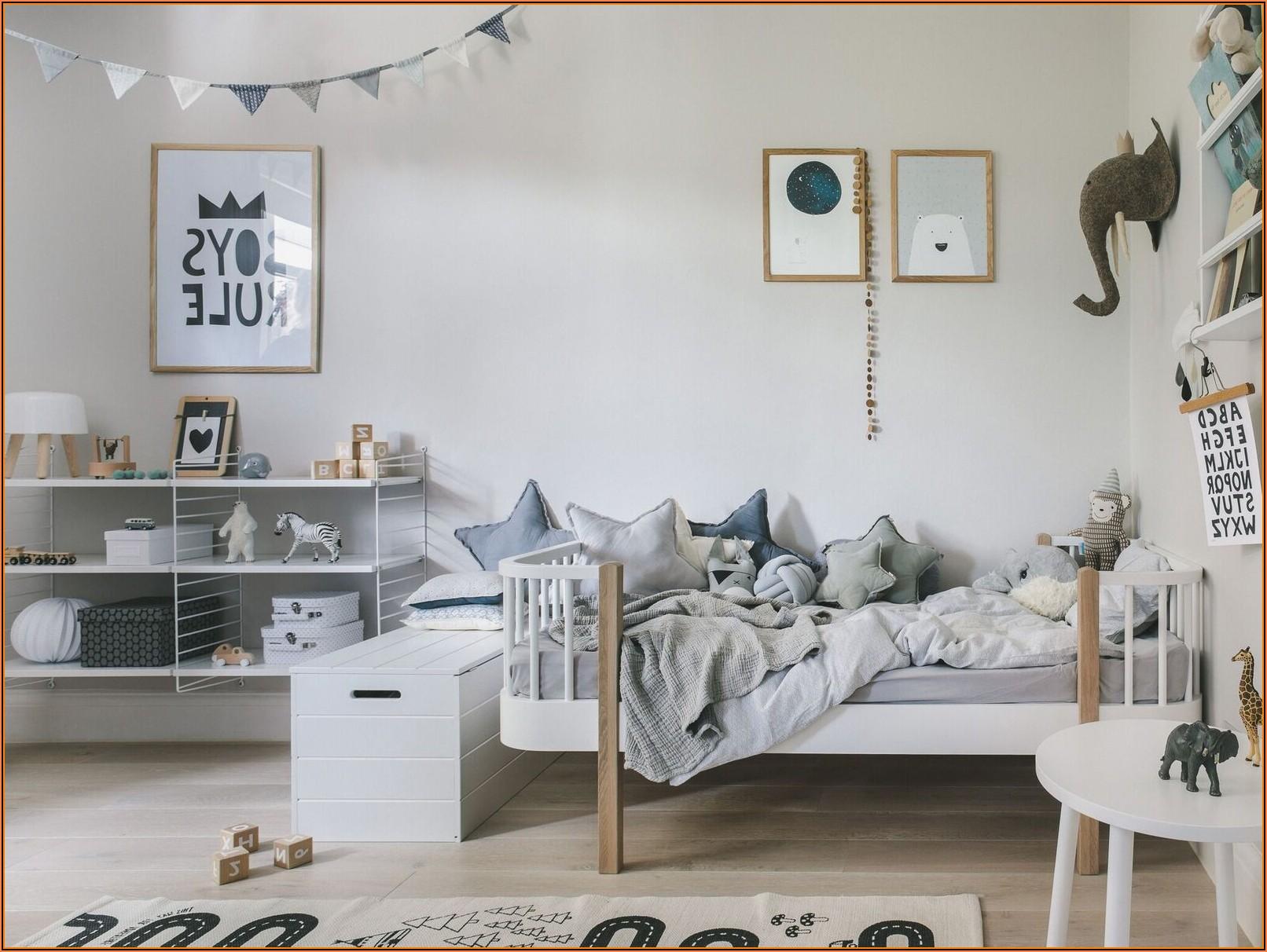Kinderzimmer Im Skandinavischen Stil