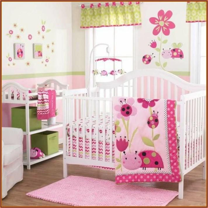 Kinderzimmer Rosa Grün Streichen