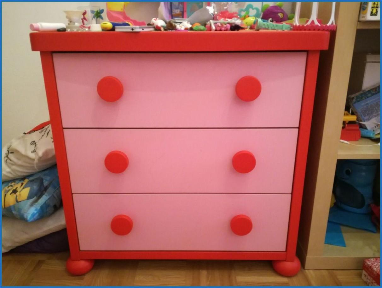 Kinderzimmer Rot Rosa