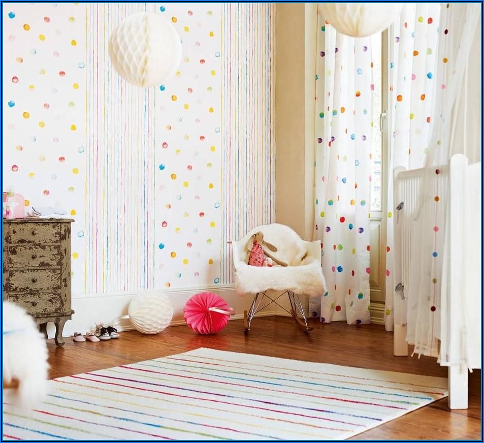 Kinderzimmer Tapete Esprit