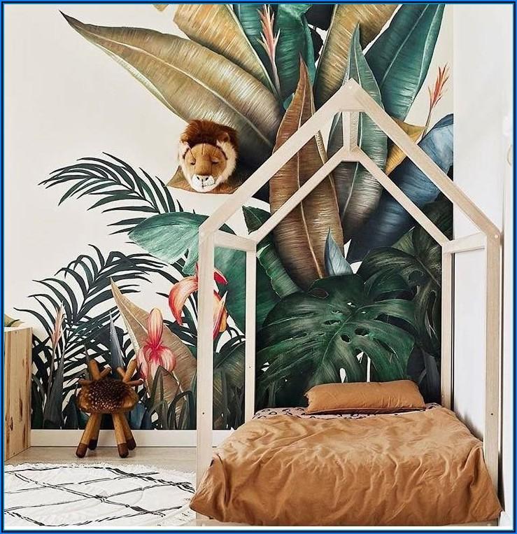 Kinderzimmer Tapete Jungle