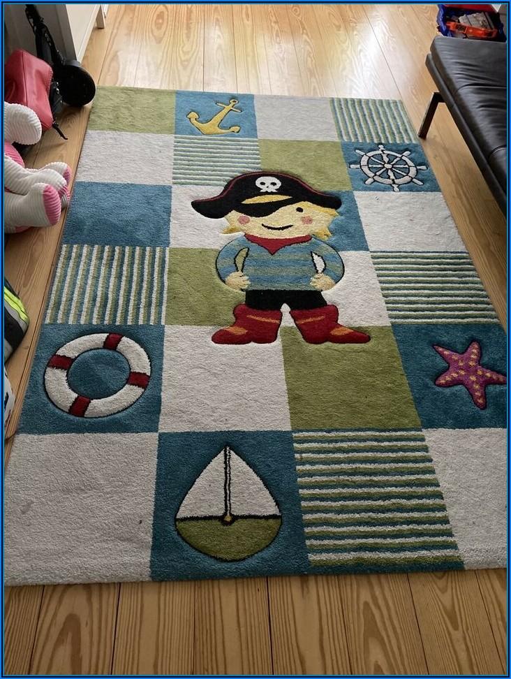 Kinderzimmer Teppich 160x230