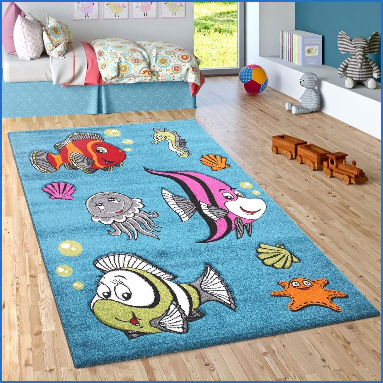 Kinderzimmer Teppich Real