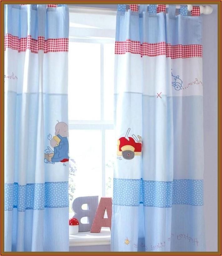 Kinderzimmer Vorhänge Jungen