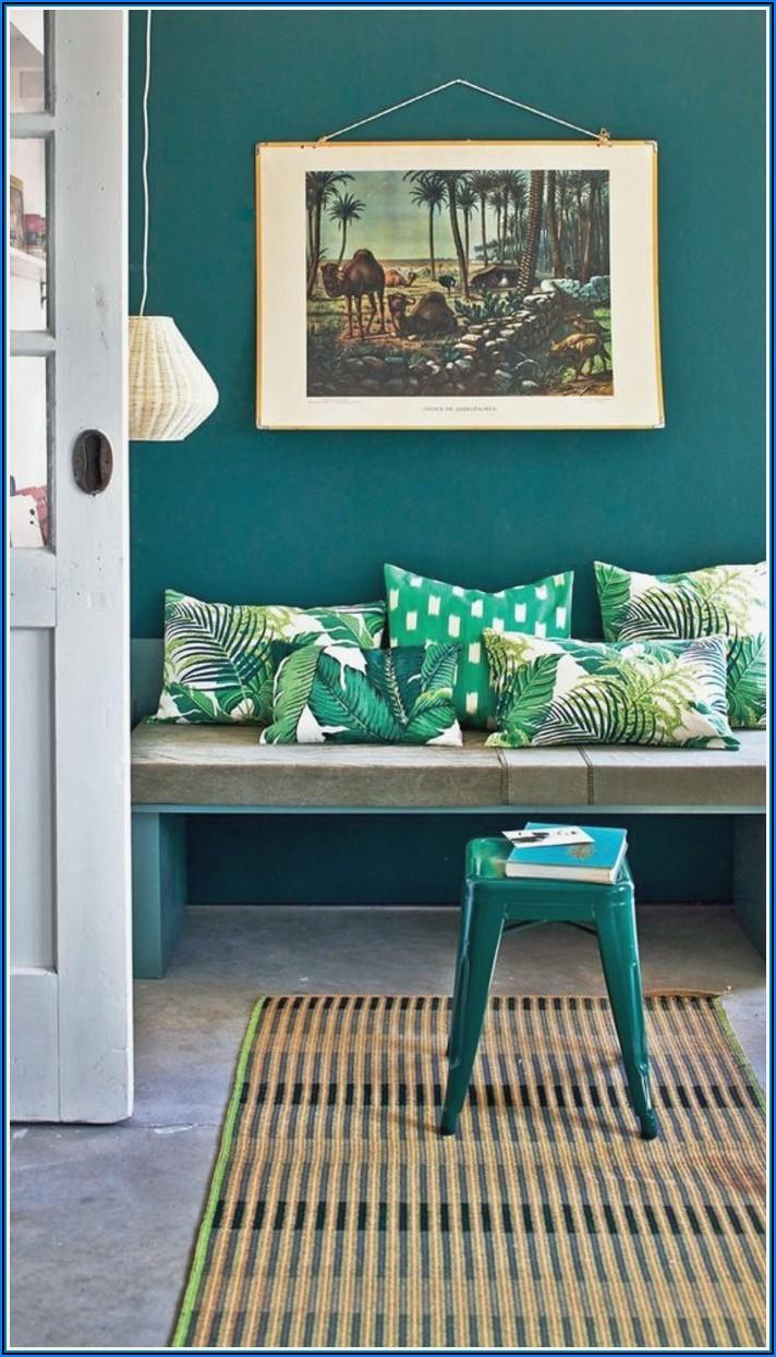 Kinderzimmer Wandfarbe Türkis