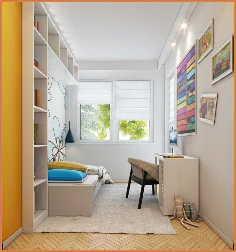 Kleines Kinderzimmer Für Junge Und Mädchen
