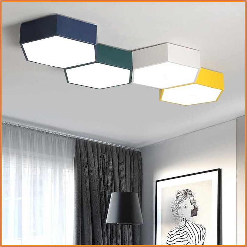 Licht Deko Für Wohnzimmer