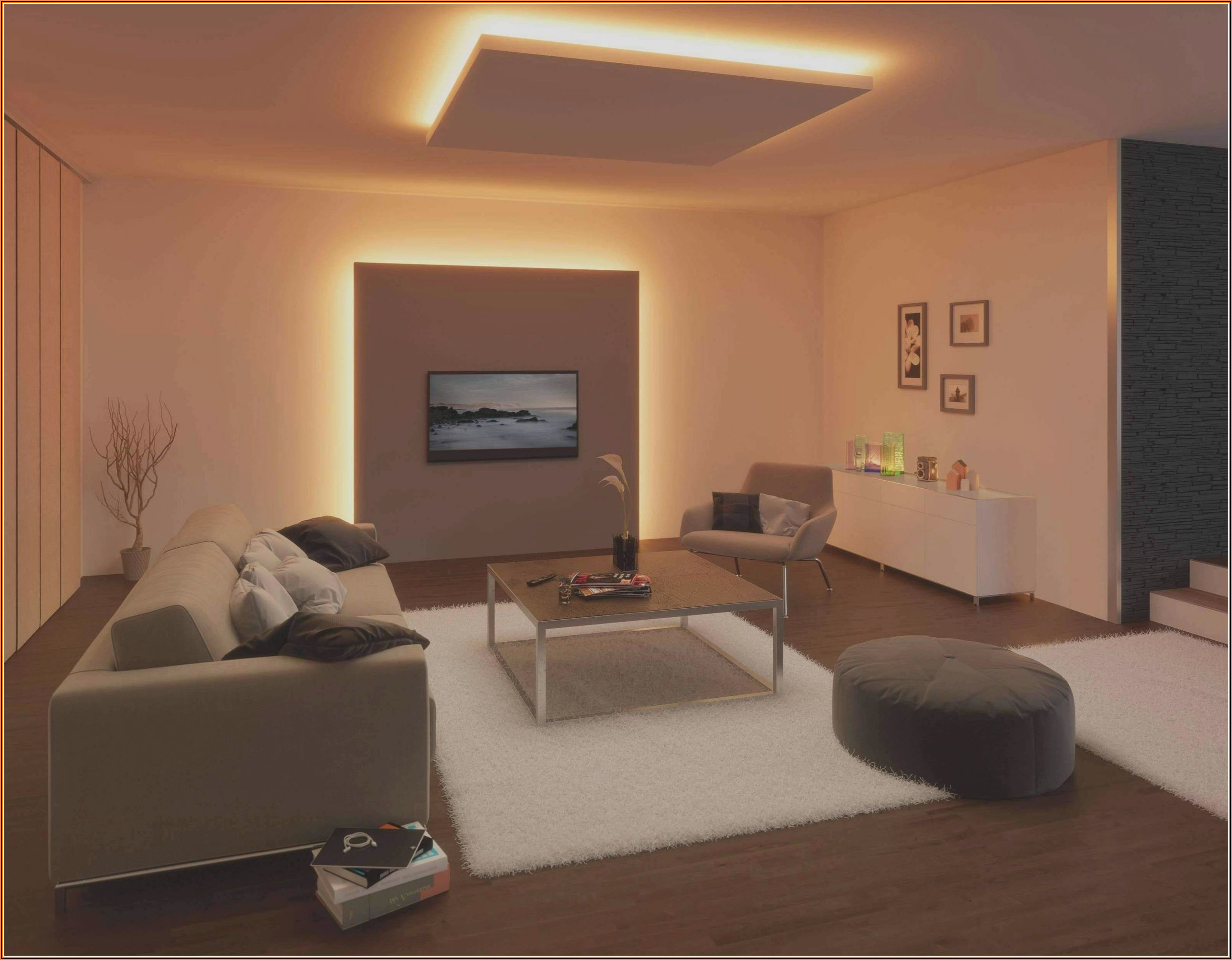 Licht Deko Wohnzimmer