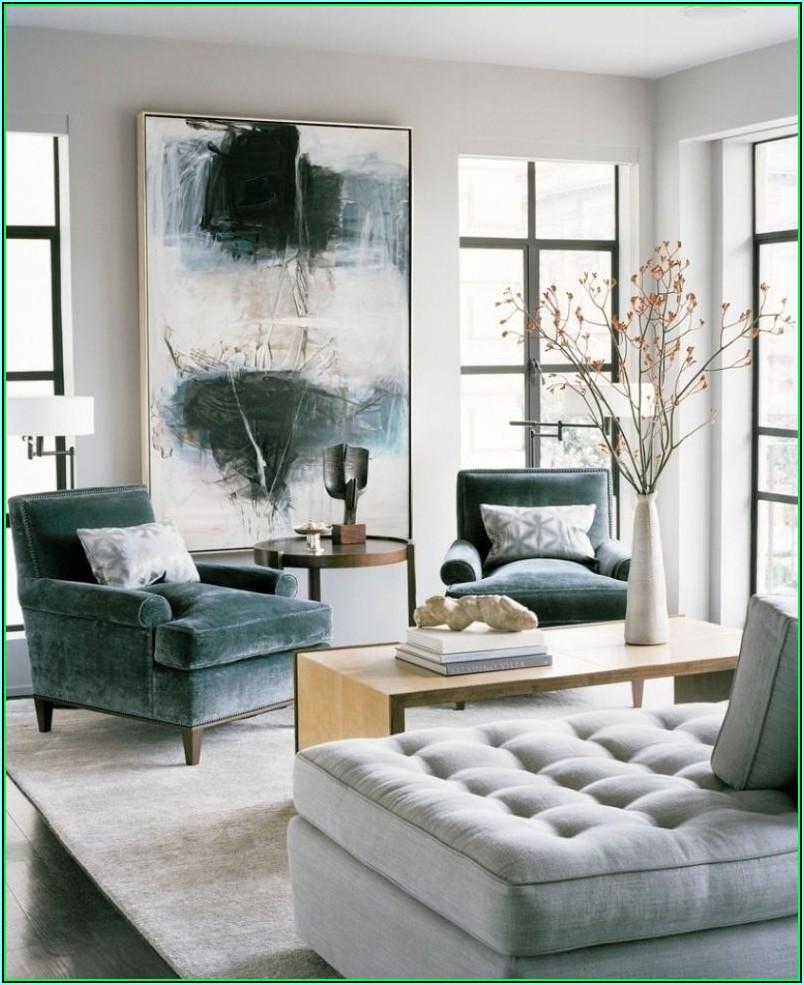Luxus Wohnzimmer Deko