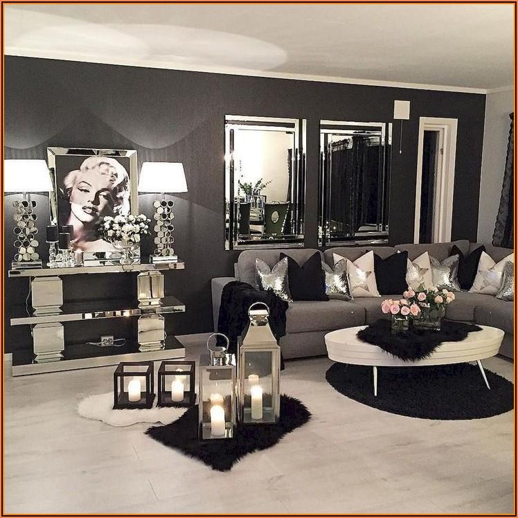 Moderne Wohnzimmer Dekoration