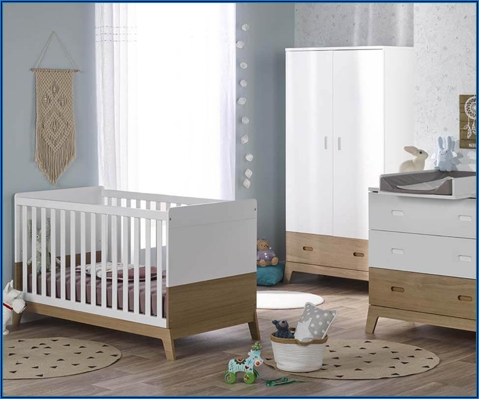 Pinolino Kinderzimmer Natura Mit 3 Türigem Kleiderschrank