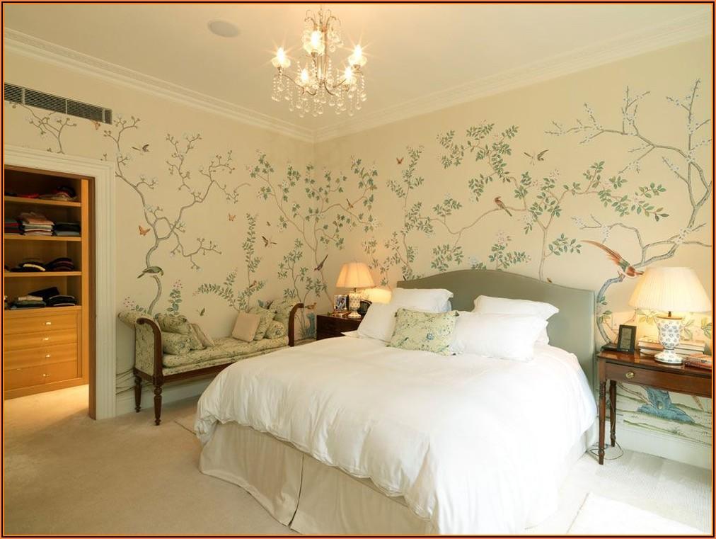 Schlafzimmer Tapete Bilder