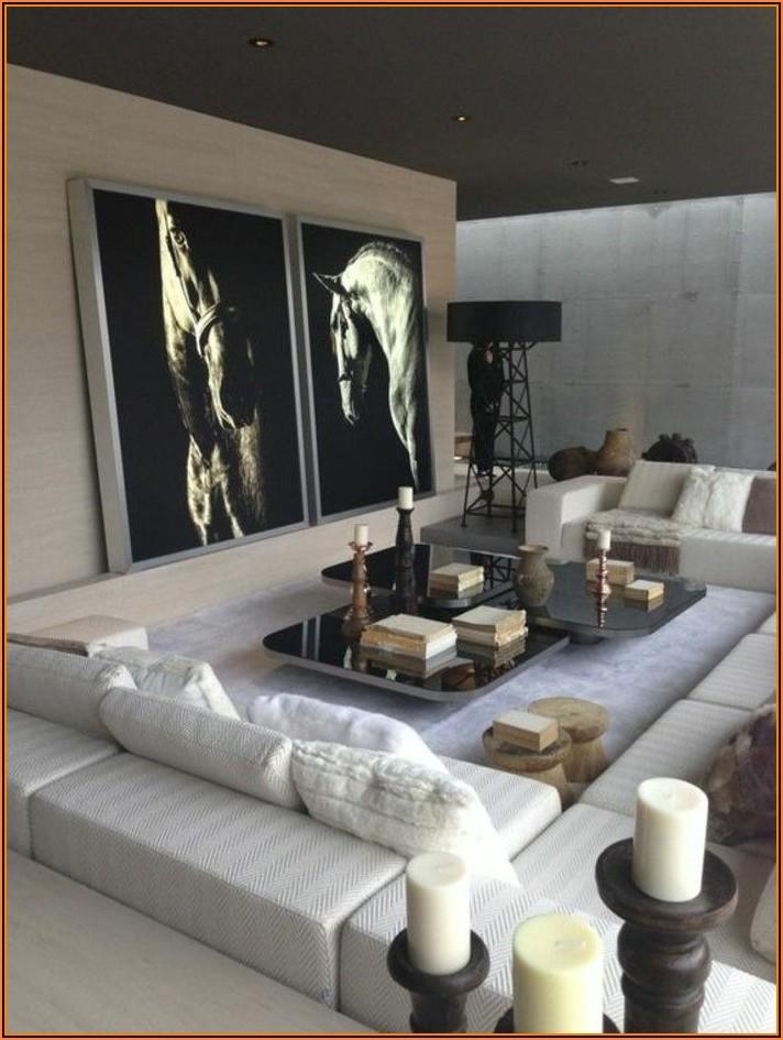 Silber Deko Für Wohnzimmer