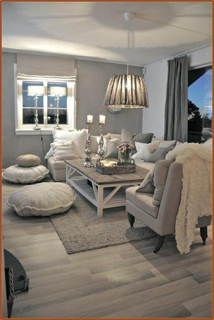 Silber Deko Wohnzimmer