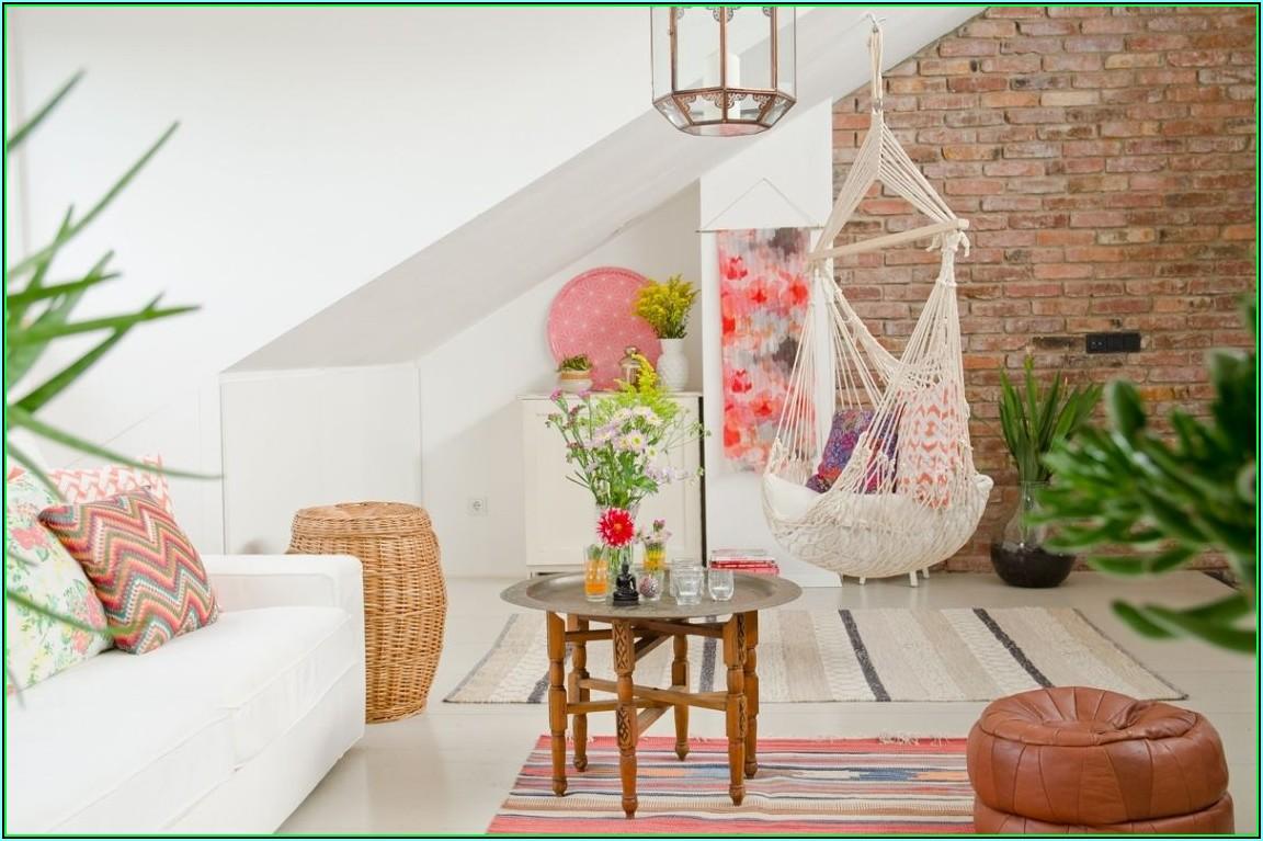 Sommer Dekoration Wohnzimmer