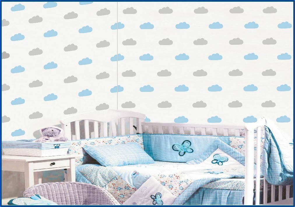 Wandtattoo Kinderzimmer Wolke