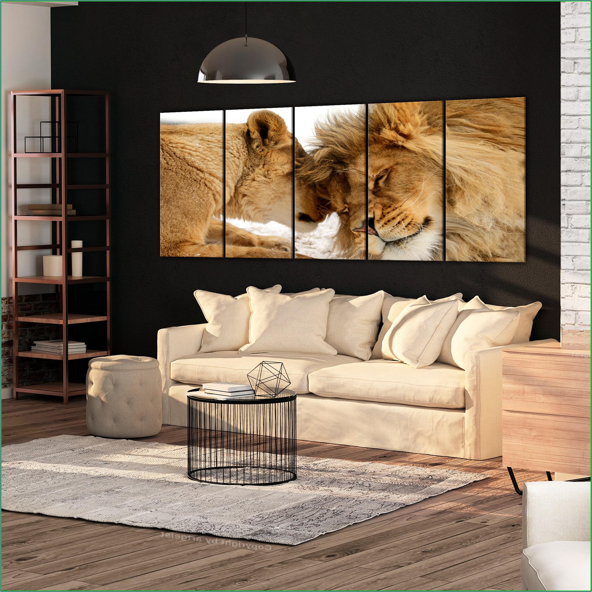 Wohnzimmer Deko Afrika