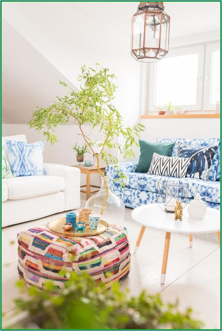 Wohnzimmer Deko Farben