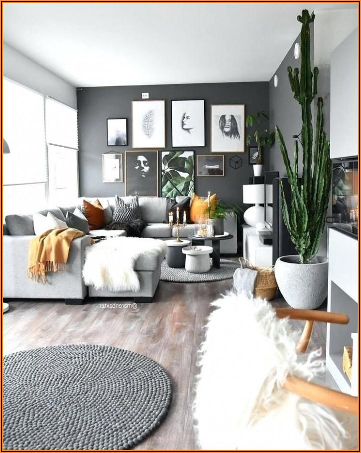 Wohnzimmer Deko Modern