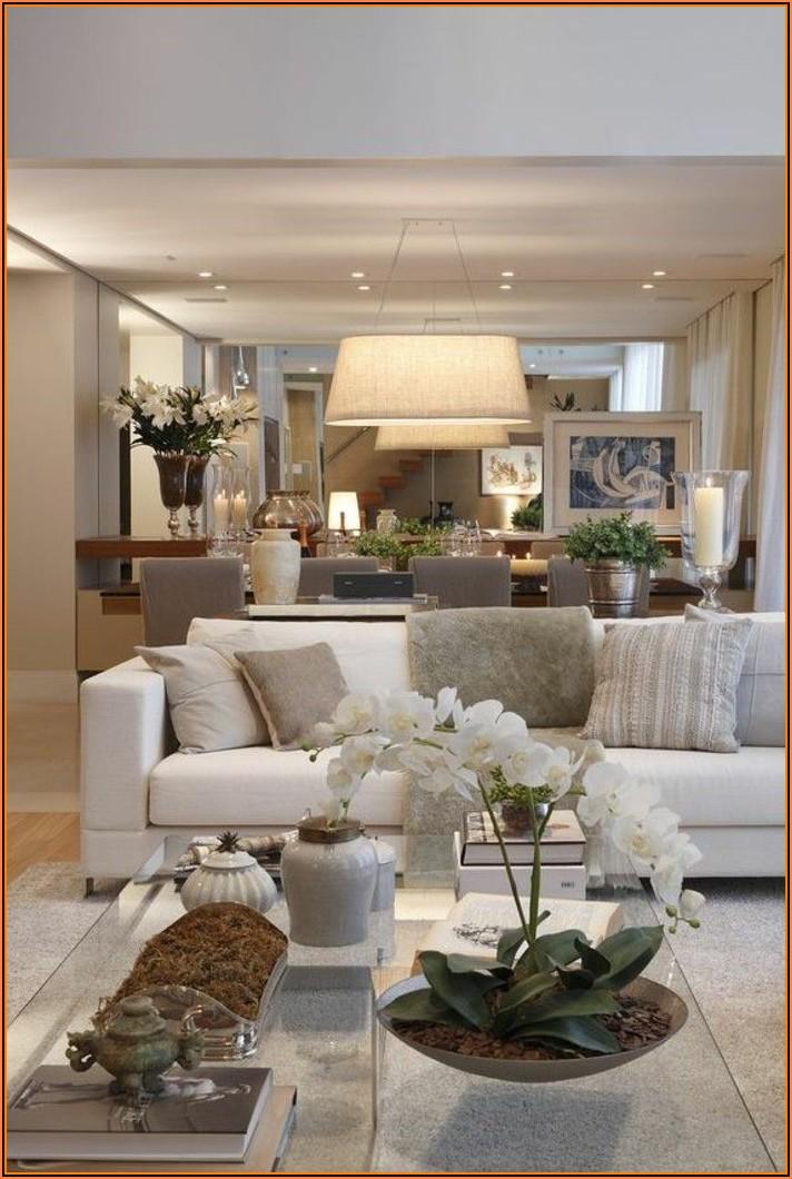 Wohnzimmer Dekoration Tipps