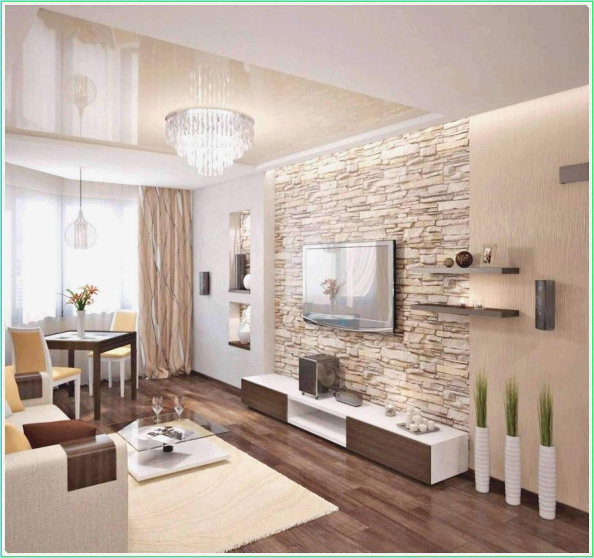 Wohnzimmer Dekorieren Mit Pflanzen