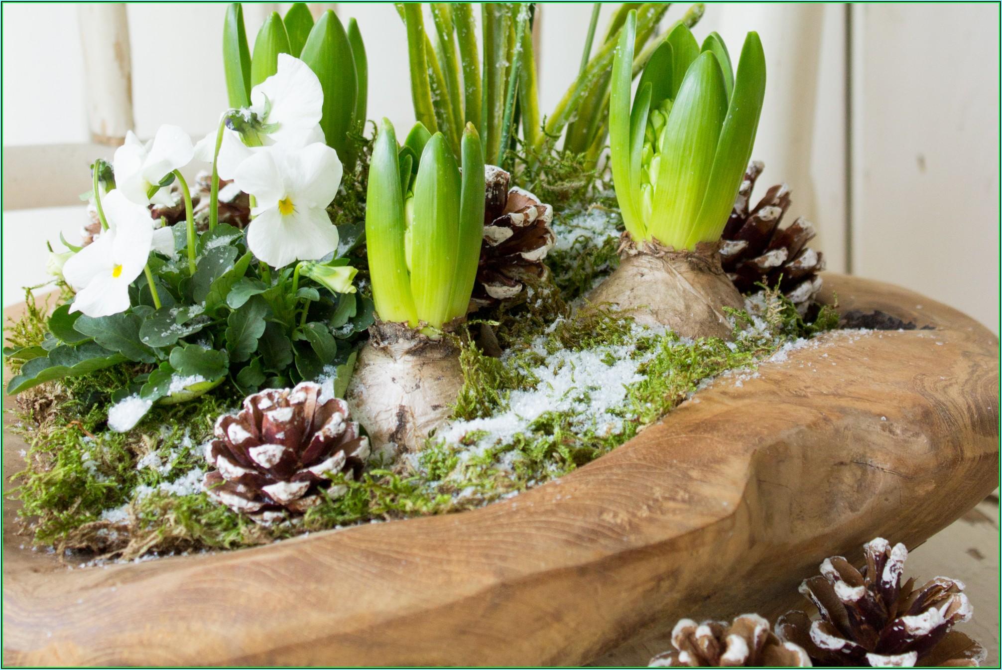 Wohnzimmer Frühlingshaft Dekorieren